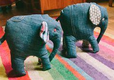 Brinquedos de Jeans