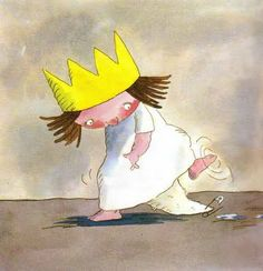 Tigerlilly Quinn: Childrens book illustrations Love this! The princess and her potty!