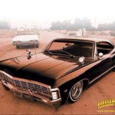 '67 Chevy impala