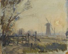 Norfolk Evenings 01. Edward Seago