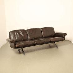 DS 31 sofa by De Sede, 1970s