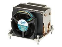 Intel Sts100A Thermal Solution (Active) For Xeon 5Xxx Series (Socket 1366) Processors by Intel. $40.07. Sts100a is a 2u heatsink with an attached fan. Fan cannot be removed. Will support intel xeon processor 5500 series up to 80 watts tdp (thermal design power).