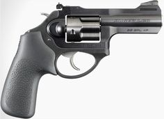 The Ruger LCRx with 3-inch barrel. Will it be a hit? Click on the picture to learn more.