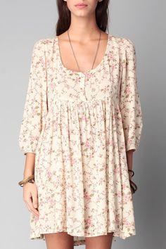 Printed dress - w23d0122d0133m1012 - White / Ecru white Denim and Supply by Ralph Lauren - 229625 on MonShowroom.com