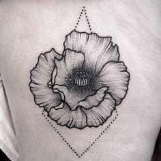 #tattoo #tattoo2me #dotwork #darkartists #blacktattooart #blacktattoomag…