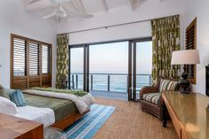 Zimbali Room with a View Coastal, Divider, Curtains, Bed, Room, Furniture, Home Decor, Bedroom, Blinds