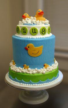 Baby Shower Cake — Baby Shower
