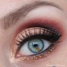 Sunset Palette:Times in sunset Sleek Palette, Makeup Tips, Beauty Makeup, Makeup Products, Makeup Ideas, Sunset Palette, Make Me Up, How To Make, Maquillaje