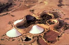 The Tuwaiq Palace by architect Omrania and Associates was built in Riyadh, Saudi Arabia in It is 12 high, long, wide Membrane Structure, Organic Structure, Temporary Structures, Rammed Earth, Famous Architects, Riyadh, Saudi Arabia, Trees To Plant, Contemporary Style