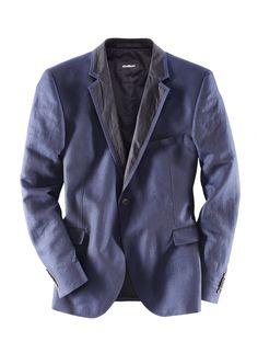 Strellson Sportswear Herren Lederjacke Berry, Gr. XX Large
