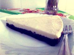 Torta de chocolate e limão.