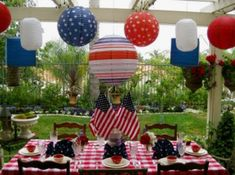 memorial-day-decor-janie-gore All American Girl: The English Room Blog