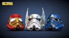 Trooper heroes