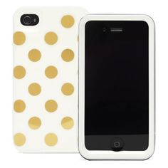 Le Pavillion iPhone 4 Case by katespade: $40 #katespade #iPhone_Case