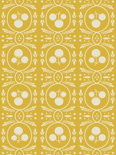 Wheat_Blossoms-Sunshine2 fabric by katphillipsdesigns on Spoonflower - custom fabric
