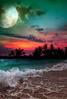 Beautiful Moon, Beautiful World, Beautiful Places, Image Nature, Nature Pictures, Amazing Nature, Pretty Pictures, Beautiful Landscapes, Wonders Of The World