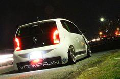 Voomeran VW UP! #VWup! #Voomeran #slammed #airsuspension