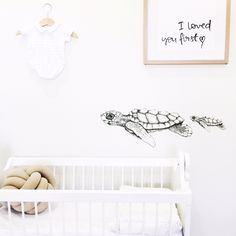 Image of Large Turtle Decal                                                                                                                                                                                 Mehr