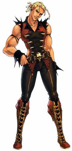 Joachim Valentine from Shadow Hearts: Covenant