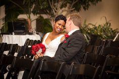 Botanic Gardens Memphis Wedding  Angie&Ike photography