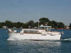 1960 Chris Craft 50 Constellation - Marianne in 2014 - Life of a Captain Chris Craft, Wood Boats, Motor Yacht, Power Boats, Constellations, Life, Image, Yachts, Chicago