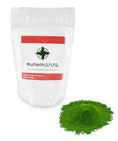 Flavored Matcha Green Tea with Real Fruit - Lightly Sweetened (Strawberry Lemonade) ** Visit the image link more details.