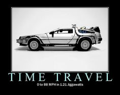 Delorean Out of Time!!