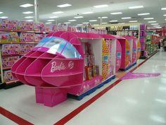 Ilot barbie Retail D