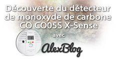 Découverte du détecteur de Monoxyde de Carbone CO CO05S X-Sense