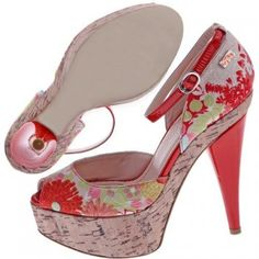 miss sixty peep toes