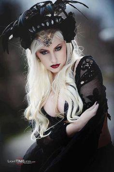 Dark Victorians Gothic Fashion   goth gothic style fashion girl women https://www.facebook.com/alternativestylepolska