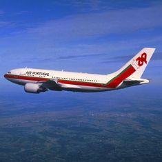 A310 (década de 80) // A310 (80's)