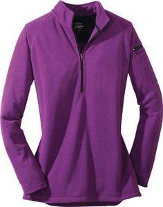 Cabela's: Cabela's Women's Essential Fleece 1/2-Zip Pullover