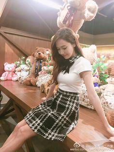 CvSaaqeVUAEFalg.jpg (900×1200) Girls Generation Jessica Jung