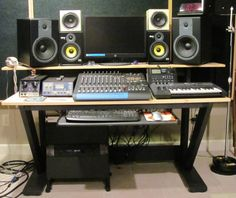 Groovy Home Recording Studio Booth Wouldnt We All Love To Have One Of Largest Home Design Picture Inspirations Pitcheantrous