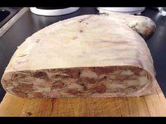""""""" Reteta de TOBA de casa / Reteta traditionala de Cràciun"""" Smoking Meat, Charcuterie, Carne, Ethnic Recipes, Christmas, Canning, Pork, Recipes, Kitchens"""