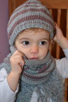 octobre1028 (9) Snood Enfant, 10 Doigts, Bonnet Echarpe, Tricot Enfant, e070a401a6d