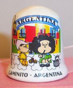 Resultado de imagen para dedales buenos aires argentina mafalda