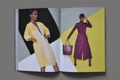 DADI magazine issue #04 Design, Art & Architecture, Decoration, Interior Cover & fashion photography: © Annik Wetter, Hair & makeup: Julie Monot