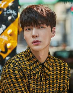 Ahn Jae Hyun traveled to Tokyo for an interview and photo shoot with Grazia, check it out! It's easy to see why this young man was a model first, these shots are gorgeous. Ahn Jae Hyun, Korean People, Korean Men, Asian Actors, Korean Actors, Cinderella And Four Knights, Korean Male Models, Kang Haneul, Most Handsome Actors