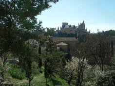Segovia festeja a Juan de la Cruz