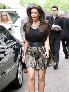 kim kardashian fashions   Hot Photos: Actress Kim Kardashian Hot Fashion Style Photos