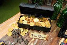 Festa de aniversário no Tema HARY POTTER - Esta festa de Harry Potter é espetacular! Vejam as fotos!
