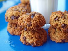 Cookies βρώμης με μέλι – Νοστιμιές για όλους Greek Desserts, Greek Recipes, Biscuit Cookies, Cake Cookies, Cookie Recipes, Dessert Recipes, Finger Foods, Sugar Free, Biscotti