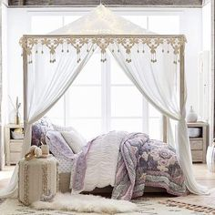 A home decor collage from October 2016 featuring queen canopy bed frame. Browse and shop related looks. Queen Canopy Bed Frame, Canopy Bedroom, Canopy Tent, Dream Bedroom, Bedroom Decor, Bedroom Ideas, Garden Canopy, Door Canopy, Fabric Canopy