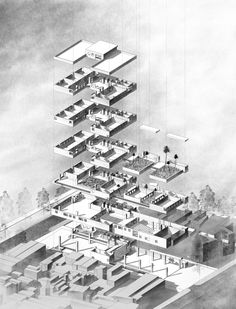 Image 27 of 29 from gallery of UAH campus / Truong An architecture + UAH Department of Architecture. Diagram