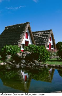 Feel Portugal - Santana houses - Madeira Island