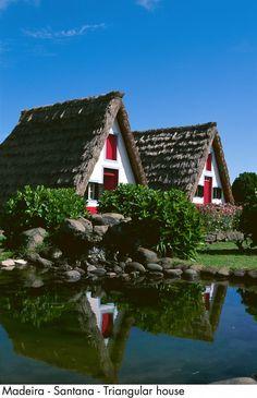 Santana houses - Madeira Island