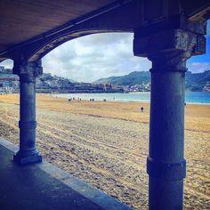 playa de la Concha,Donosti