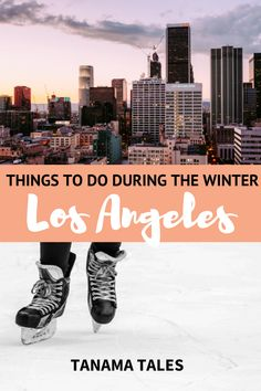 Things to do in Los Angeles during the winter season | California | Los Angeles Snow | Los Angeles Museums | Los Angeles Hiking | Los Angeles Outdoors | Los Angeles Beaches | Los Angeles Cafes and Coffee | Los Angeles Hot Chocolate | Los Angeles Ice Skating | Los Angeles Ramen | Los Angeles Food | Los Angeles Fireplaces | Winter Santa Monica | Winter Venice Beach | Winter Beverly Hills | Winter Hollywood | Southern California Winter | USA Winter Getaway | Los Angeles Itinerary | LA Weekend